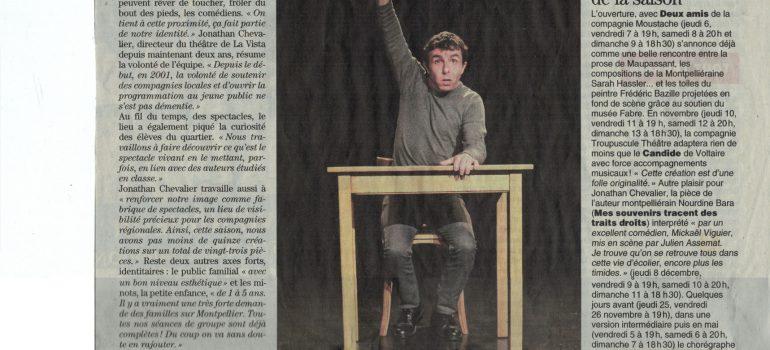 «La Vista, Théâtre Citoyen» – Midi Libre