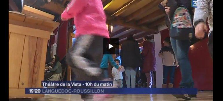 Supplément du 19/20 de France 3 Région – Focus sur La Vista
