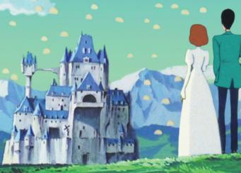 Ciné : Le château de Cagliostro