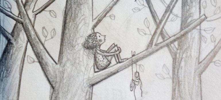 La jeune fille qui grimpait aux arbres